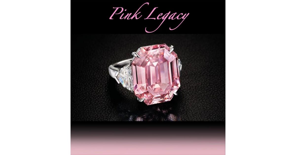 Diamant roz vandut pentru suma record de 50 milioane de dolari