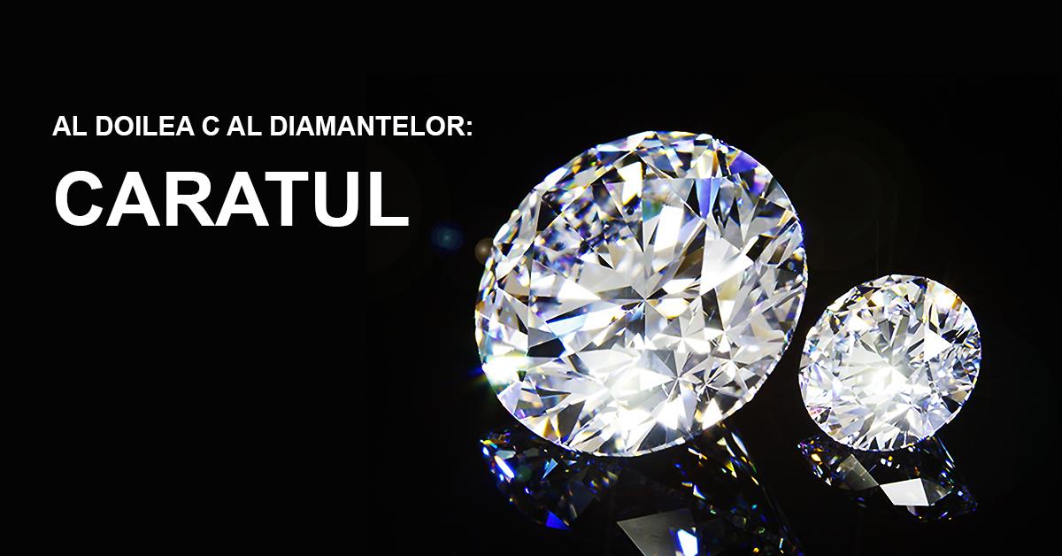 Al doilea C al diamantelor: caratul
