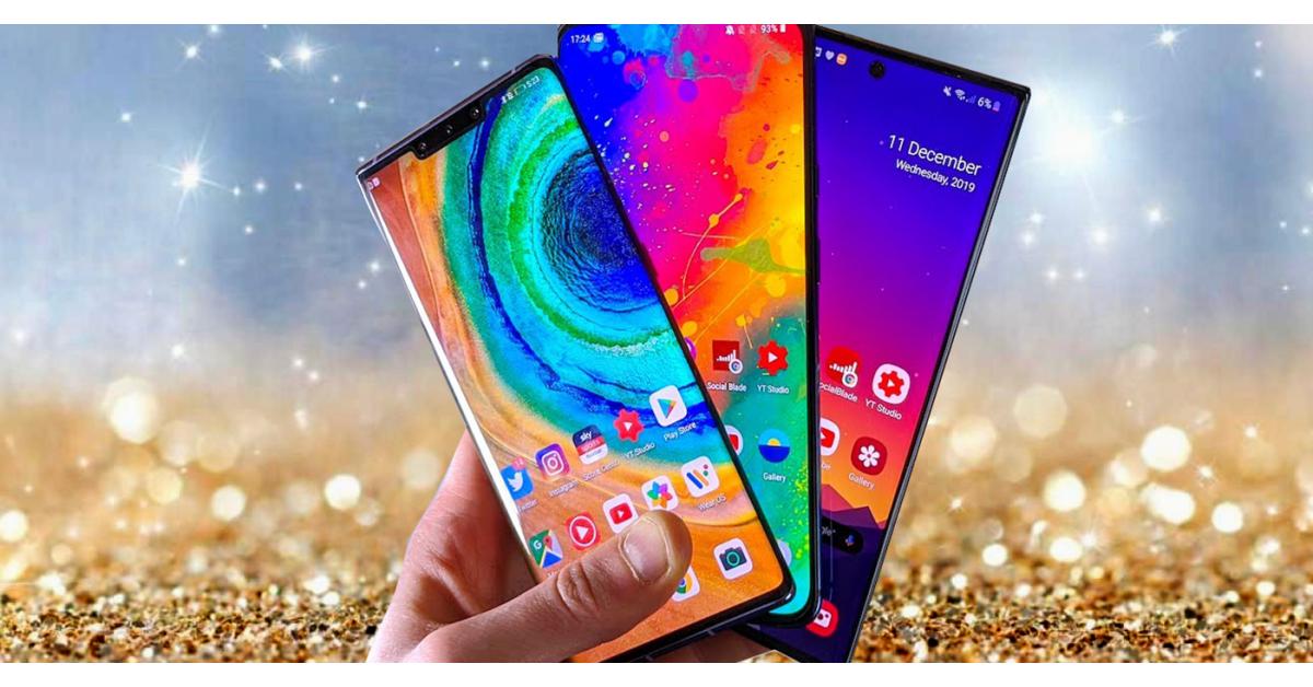 Lansarile  celor mai bune smartphone-uri ale anului 2020