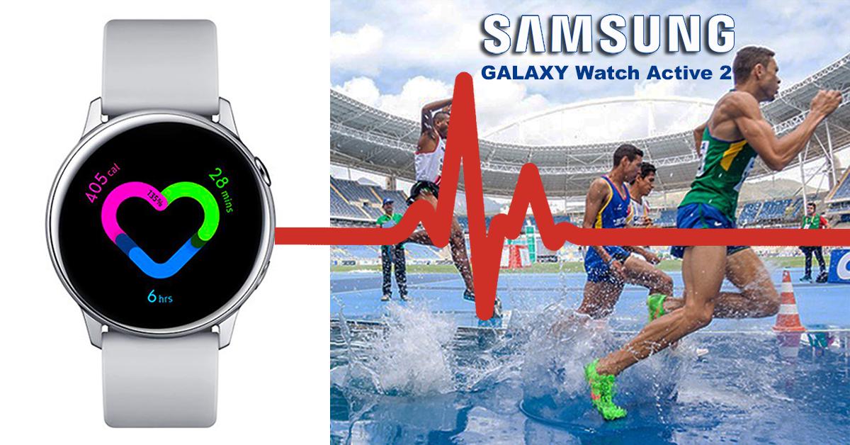 Samsung dezvaluie Galaxy Watch Active 2