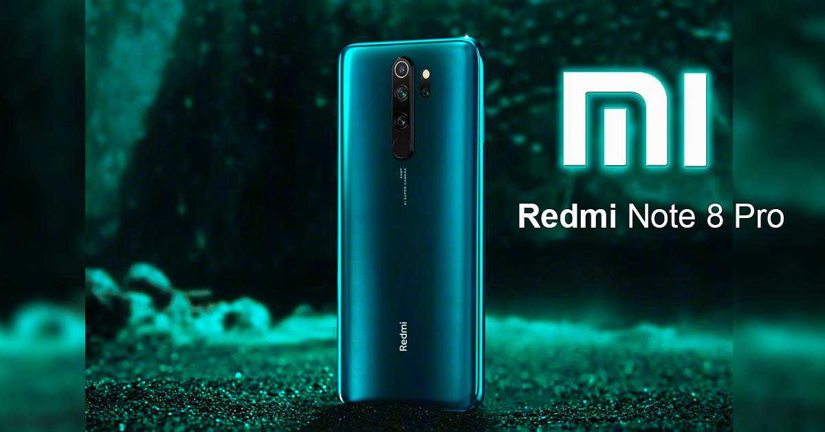 Xiaomi Redmi Note 8 Pro -  smartphone-ul cu cea mai performanta camera foto
