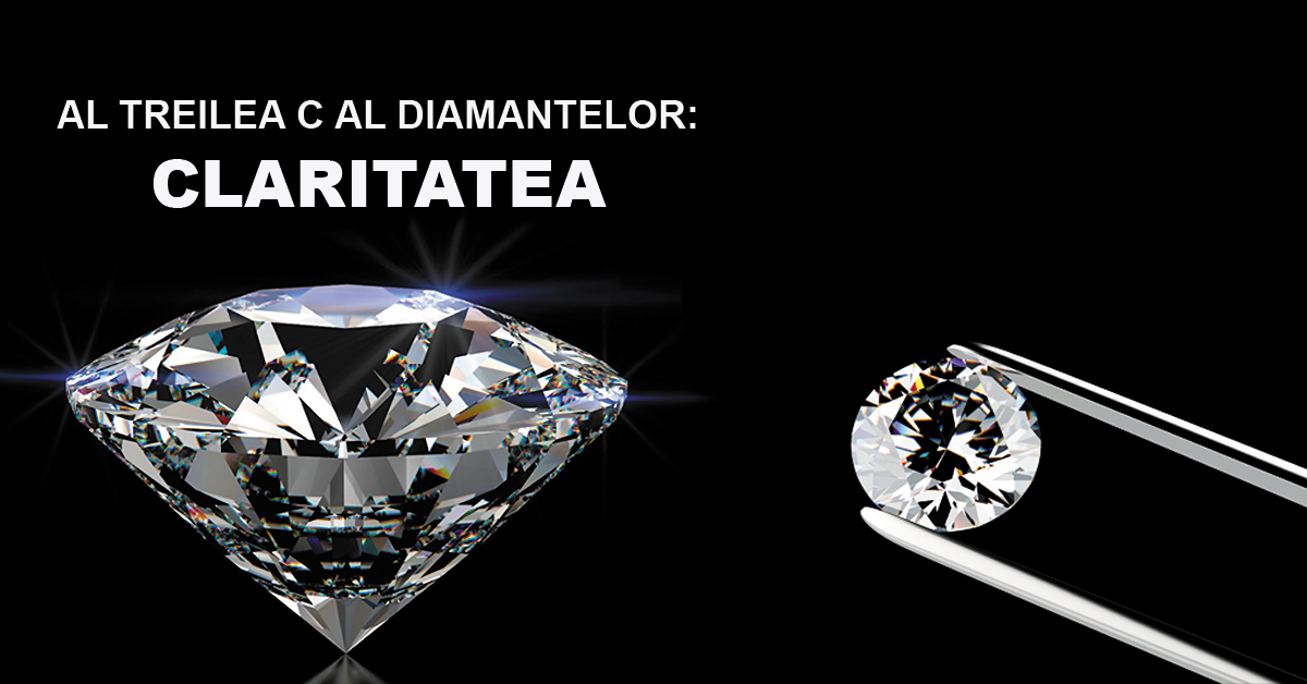Al treilea C al diamantelor: claritatea