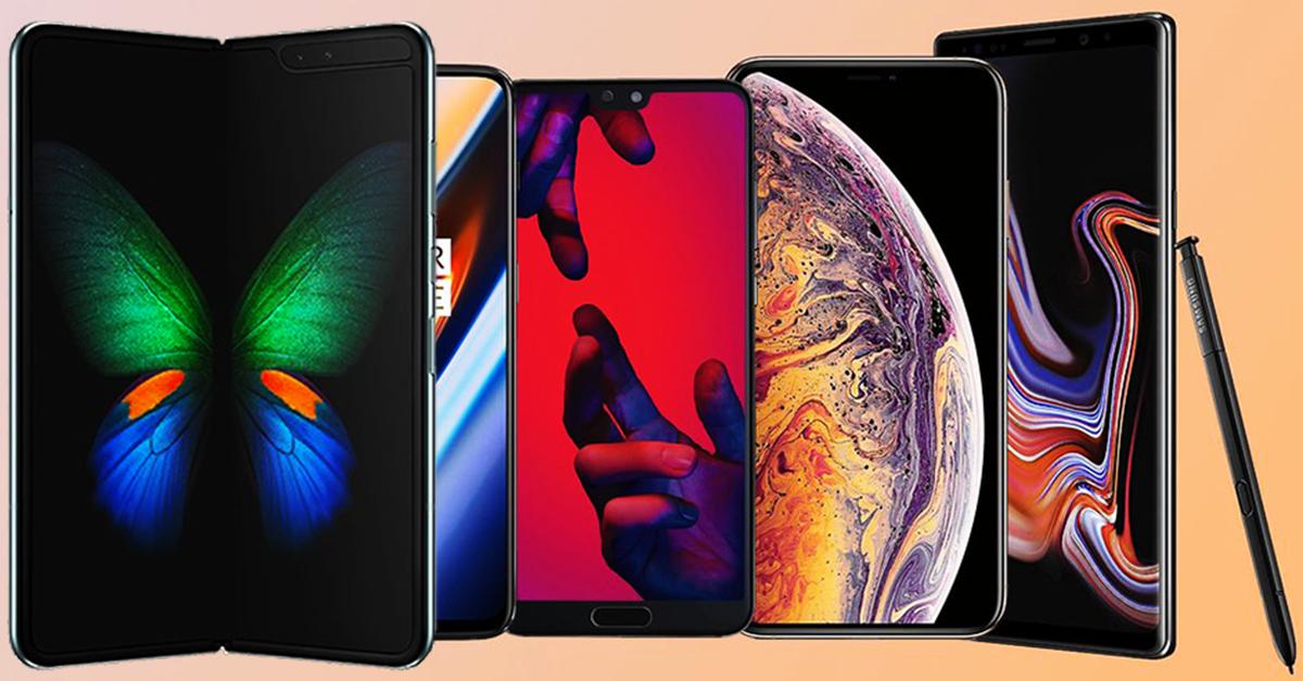 Cele mai asteptate lansari smartphone din 2019