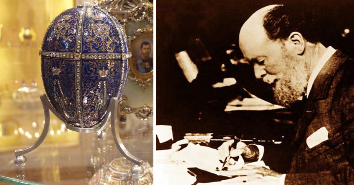 Istoria Casei Fabergé